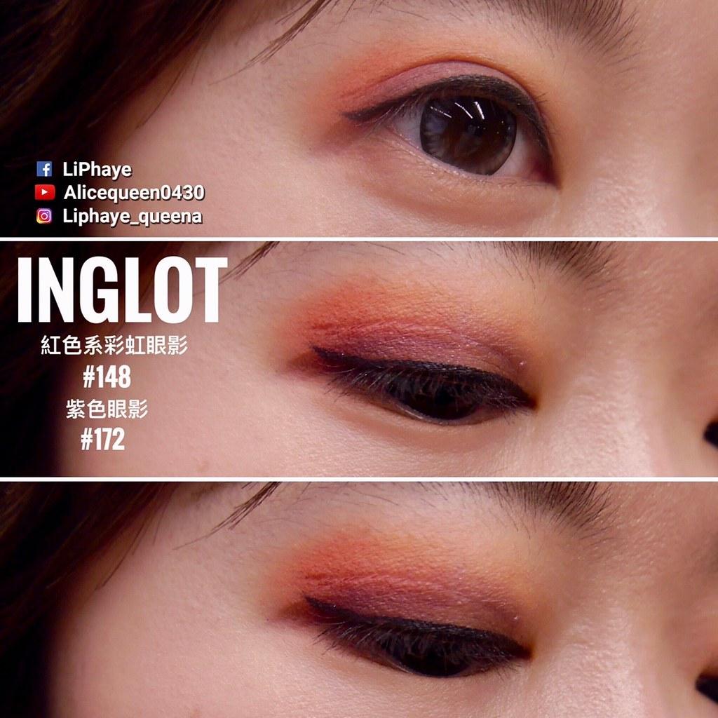 20181219 Inglot_#148 #172