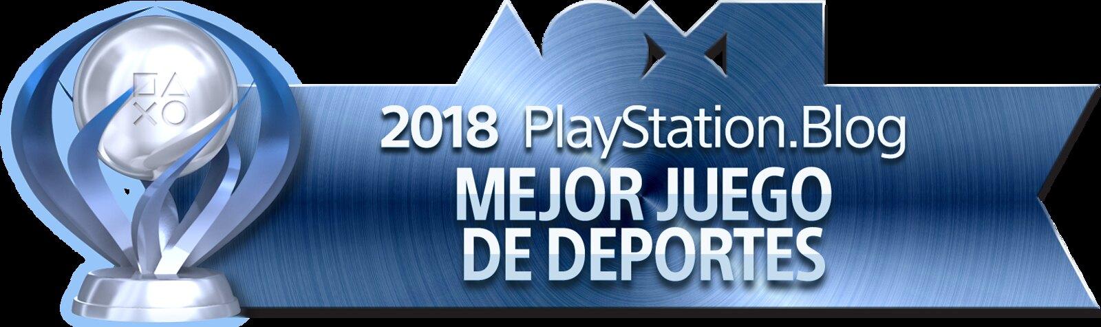 Best Sports Game - Platinum