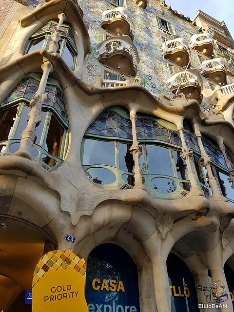 Disfruta de la Casa Batlló en Barcelona (2)