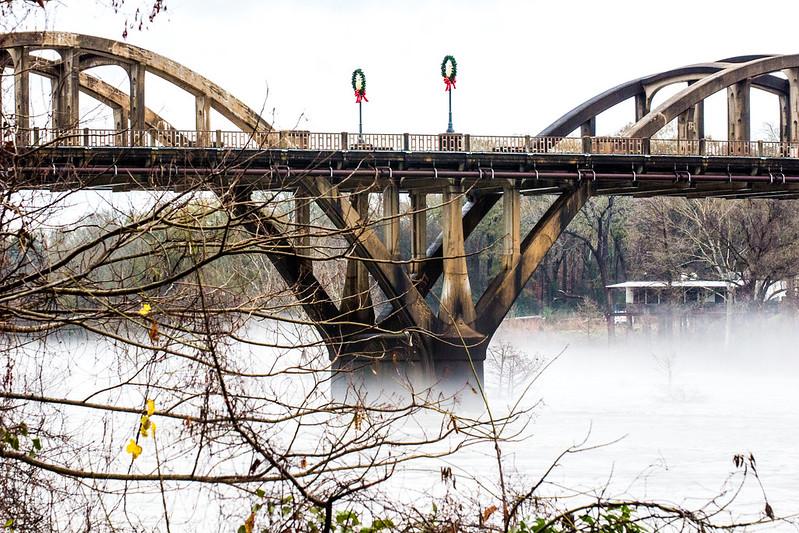 Bridge over the Coosa