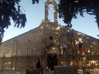 Lavori chiesa Santa Lucia (1)