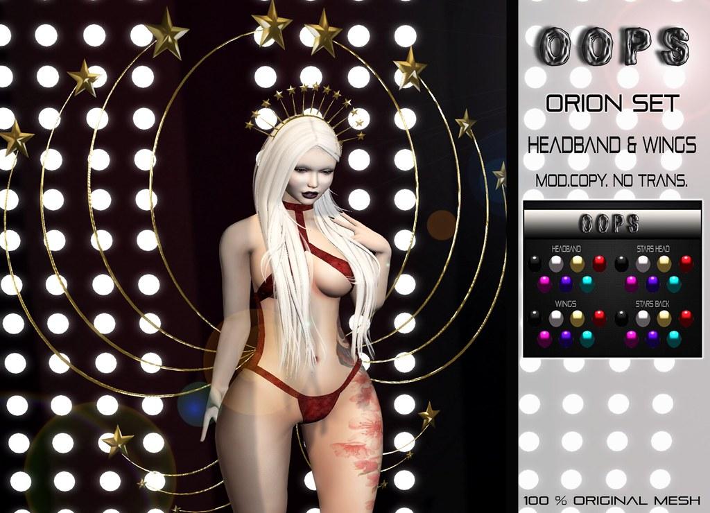 ::OOPS:: Orion Set