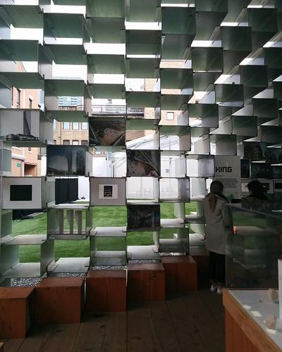 Out #toronto #unzippedtoronto #serpentinepavilion2016 #bjarkeingels #architecture #latergram