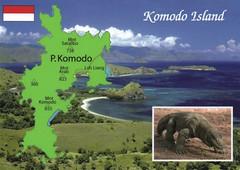 Indonesia - Comodo Island