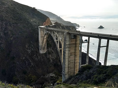 Bixby Bridge Architecture in Big Sur