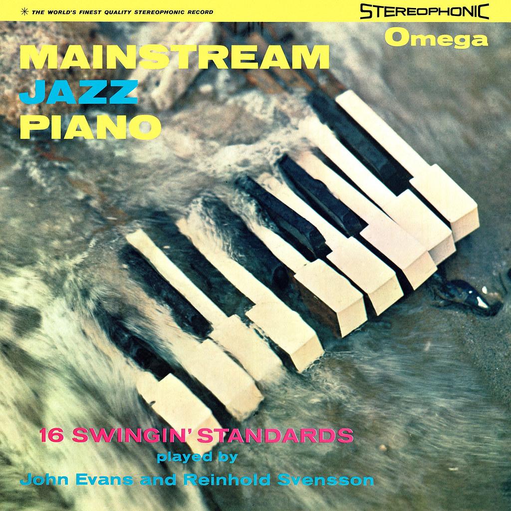 John Evans, Reinhold Svensson - Mainstream Jazz Piano