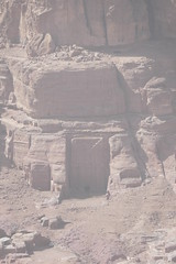 Hiking Down from Treasury ViewPoint in Petra (7)