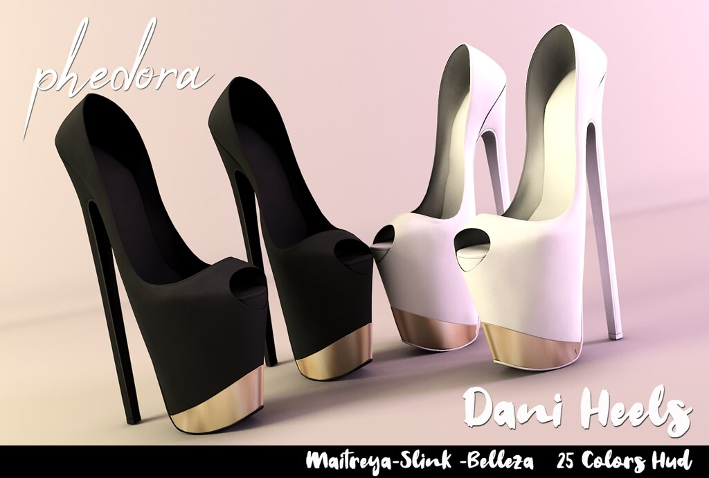 "Phedora. for A+ Event – ""dani"" heels♥"
