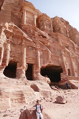 Silk Tomb in Petra (3)