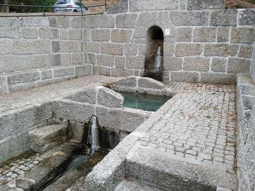 Santa Comba Dão: fonte termal do Granjal