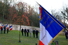 Commémorations organisées à l'occasion du 74e anniversaire de la Libération de Belfort, 24 Nov 2018
