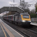 43148 & 43003 5T06 14:54 Perth to Glasgow Works