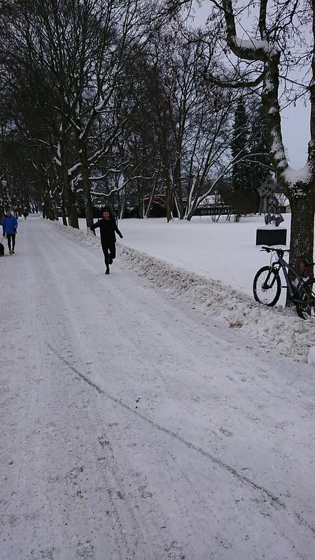 Uppsala Parkrun #38 20190202