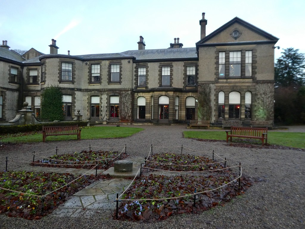 Lotherton Hall near Leeds,