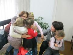 Знайомство з новими книжками «Новинки для маленької дитинки». 04.12.18. ім. І. Франка