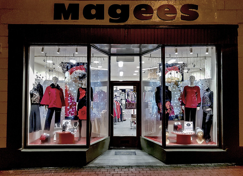 Magees Fashion Shop