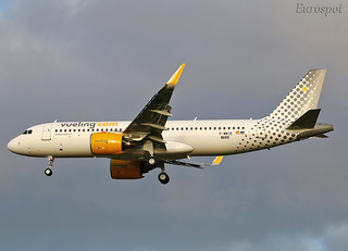Airbus A320 Neo Vueling