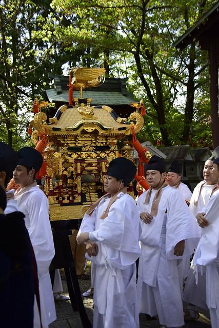 Inuyama festival