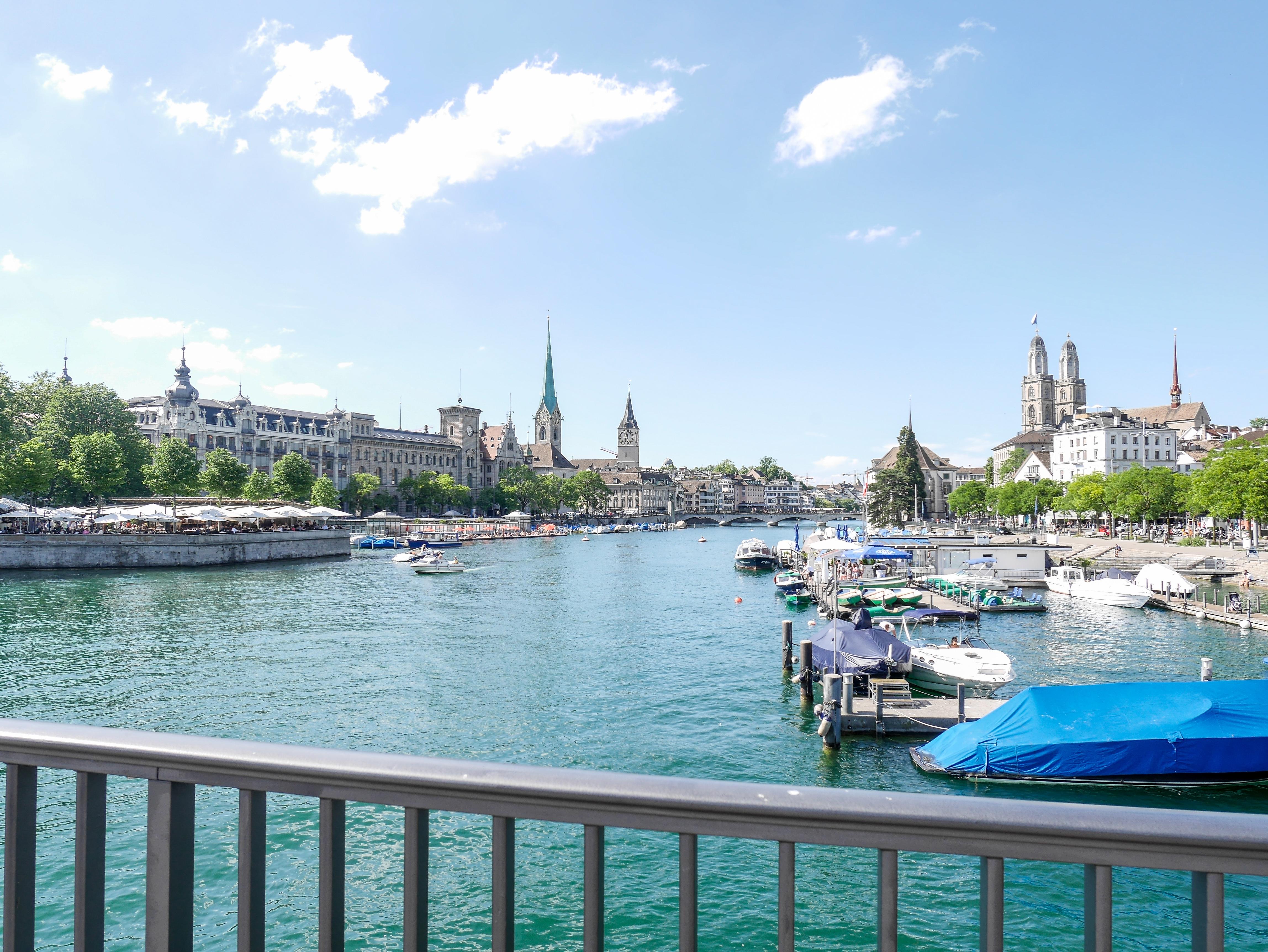Zurich matkavinkkejä