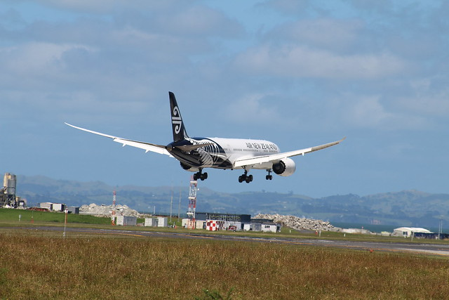 Auckland Airport Spotting 8/1/2019, Canon EOS 1300D, Canon EF 75-300mm f/4-5.6 USM