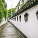 Narrow streets in Zhujiajiao Ancient Town, China