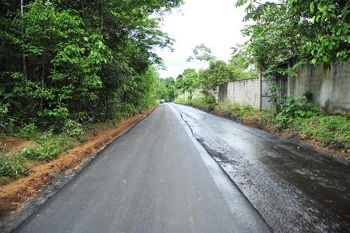 10.01.19 Pavimentação asfaltica no bairro Tarumã.