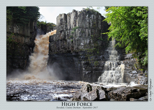 High Force Waterfall, Middleton-in-Teesdale, Canon EOS 5D MARK II, Canon EF 24-105mm f/4L IS