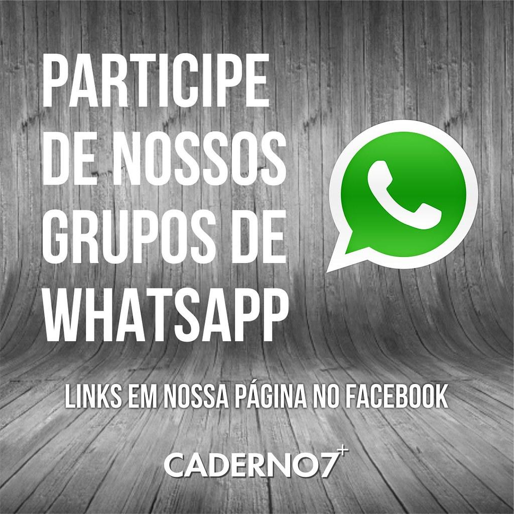 Grupos Whatsapp Caderno7