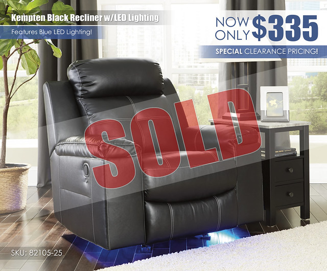 Kempton Recliner_82105-25-BLUE_ClearanceSOLD