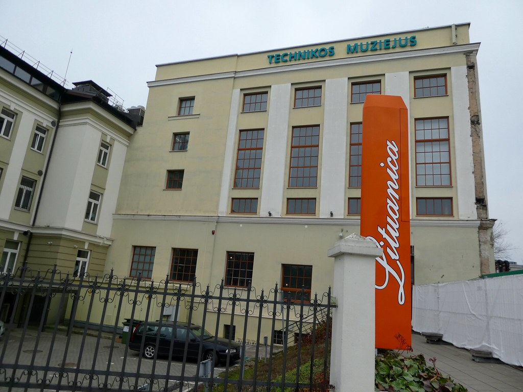 The Lithuanian Museum of Energy and Technology, Vilnius
