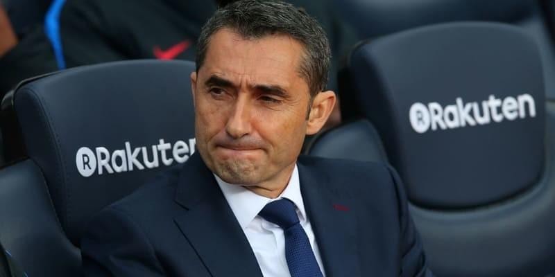 Valverde menyesalkan start lambat Barcelona