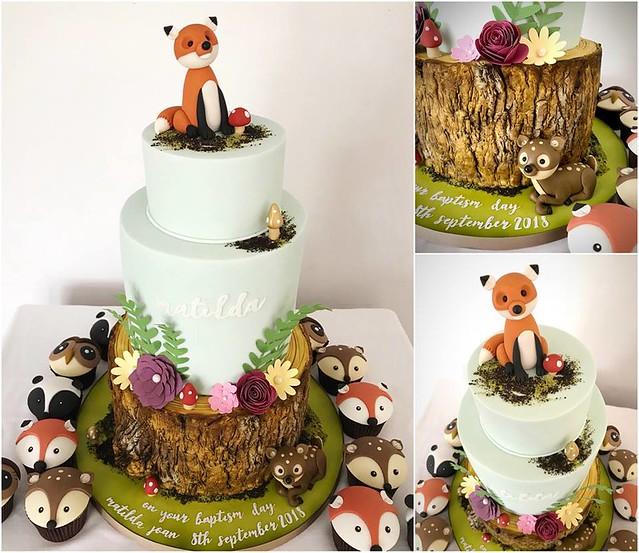 Cake by Sassas Bespoke Cakes