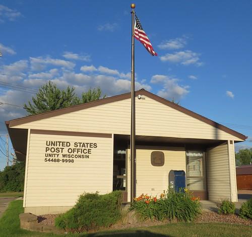 Post Office 54488 (Unity, Wisconsin)
