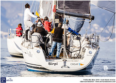 Trofeo MAR BLAU 2018.