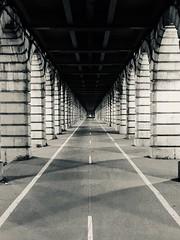 Pont de Bercy - ligne 6 - Paris