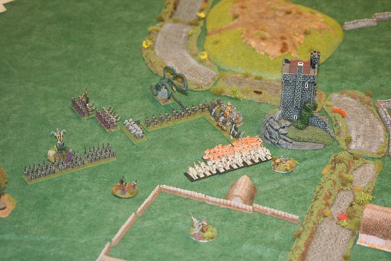 [1300 - Orcs vs elfes Noirs] La bataille des piques maudites 31713460227_af7c0e5778_c