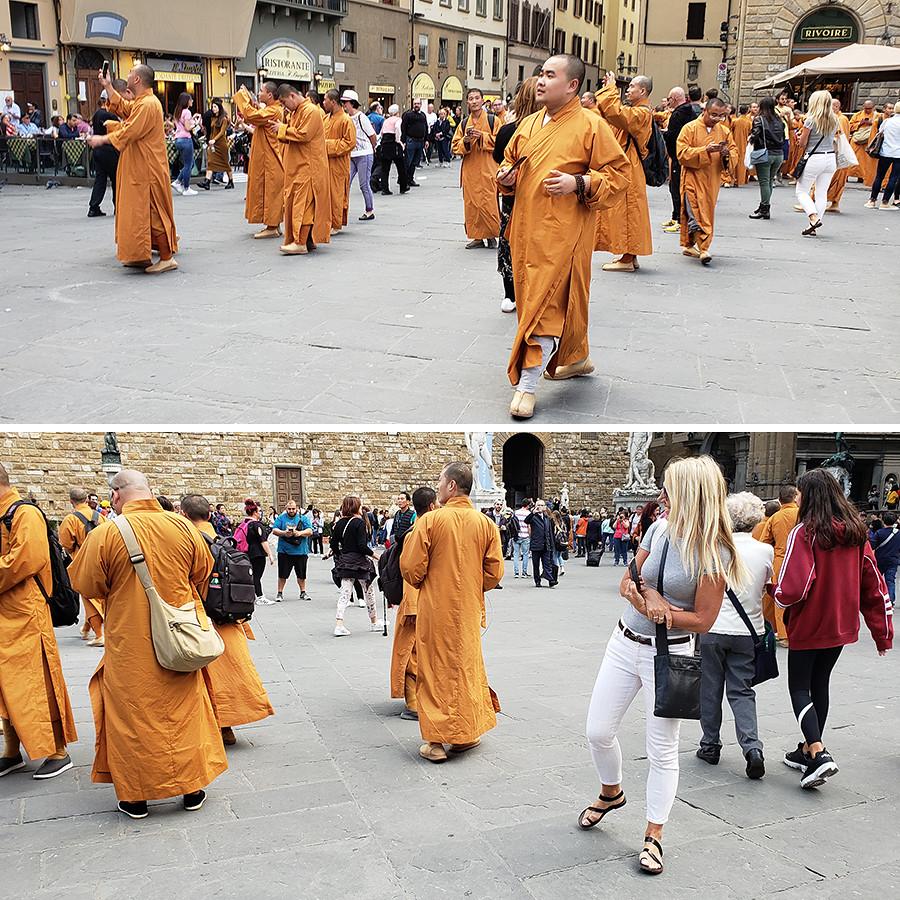 25-monks-in-the-Piazza-della-Signoria-florence