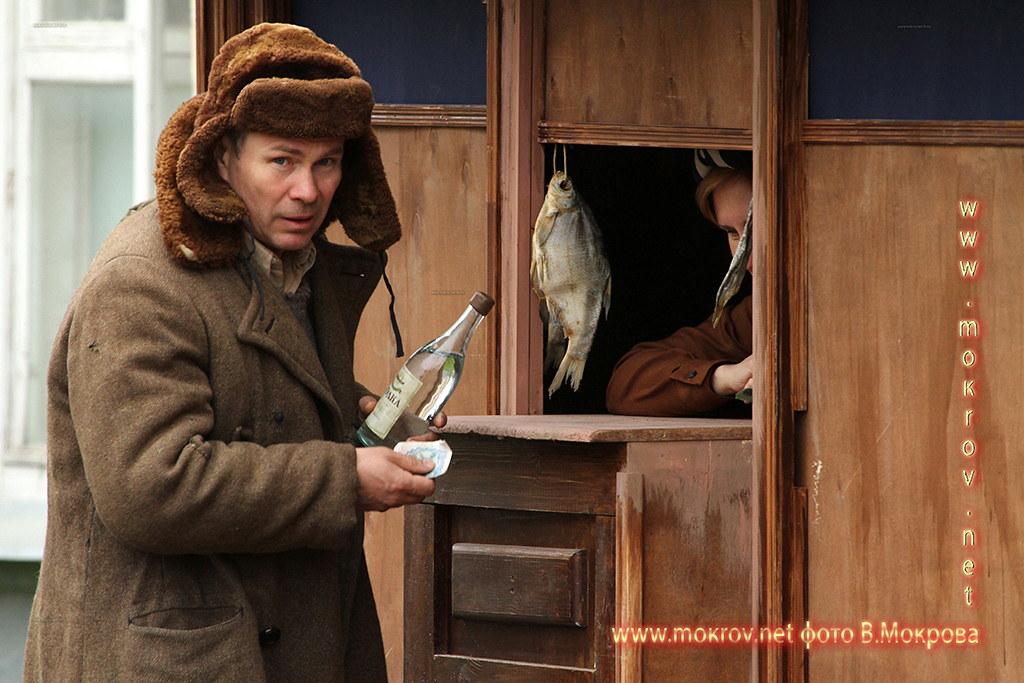 Актер - Муляр Дмитрий роль Левицкий в сериале «Декабристка» Фотографии.