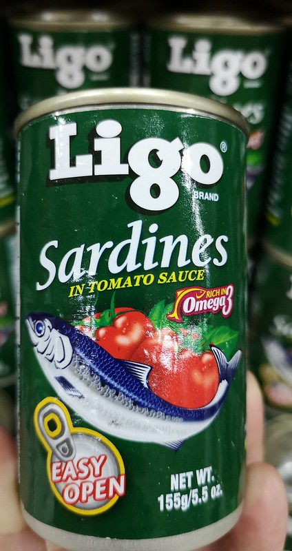 DavaoFoodTrips.com Ligo Sardines in Tomato Sauce (green can) IMG_20181014_183254_169