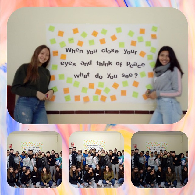 Día de la Paz 3º ESO C