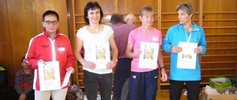 Velkou cenu východních Čech v bězích vyhráli Krunka a Krátká