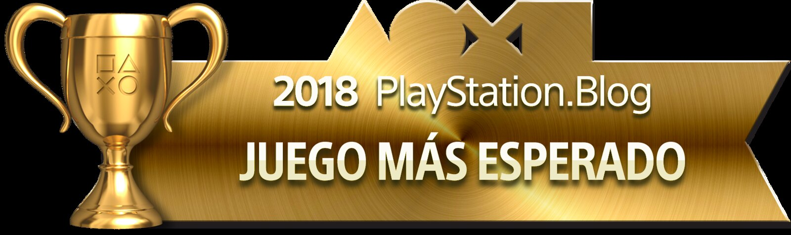Most Anticipated Game - Gold