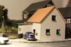 Gedrucktes Haus