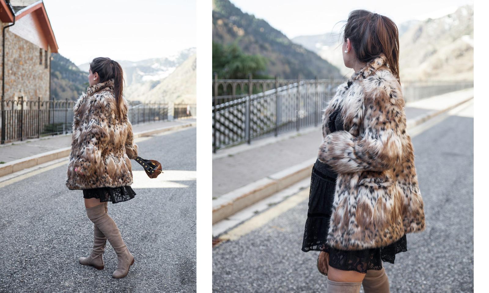 08_Leopard_print_coat_fur_majorelle_theguestgirl_highly_preppy_vestido_plumeti_little_black_dress_lbd_pregnant_chaqueta_leopardo_revolve