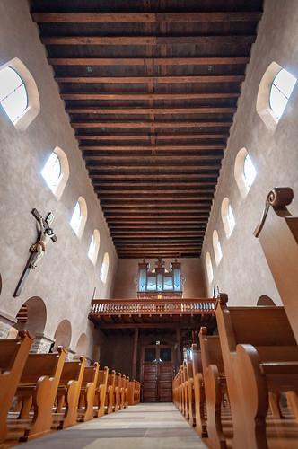 Abbatiale St Trophime 2 (Eschau, France)-112