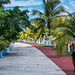 2018 - Mexico - Campeche - Seaside Pathway por Ted's photos - Returns late Feb