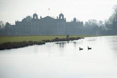 The famous Badminton Lake