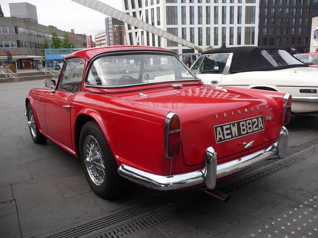 1963 Triumph TR4 Hales, Panasonic DMC-TZ4