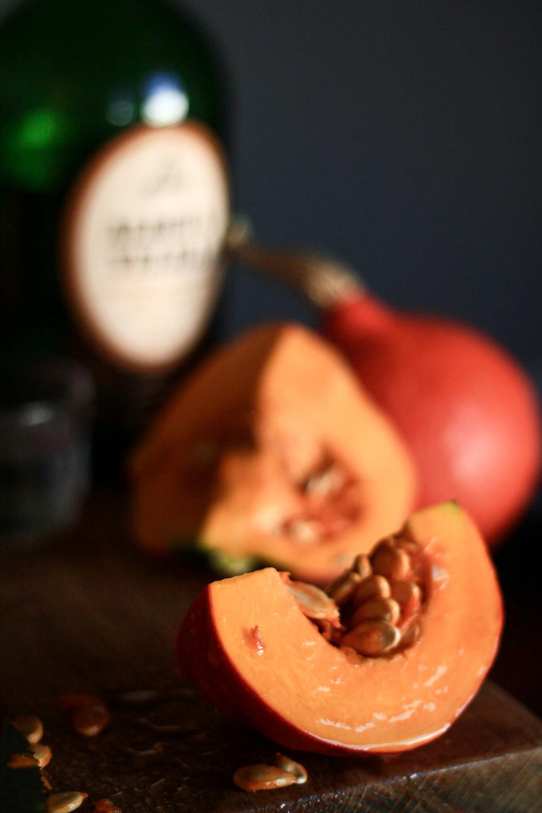 pumpkin aguardente