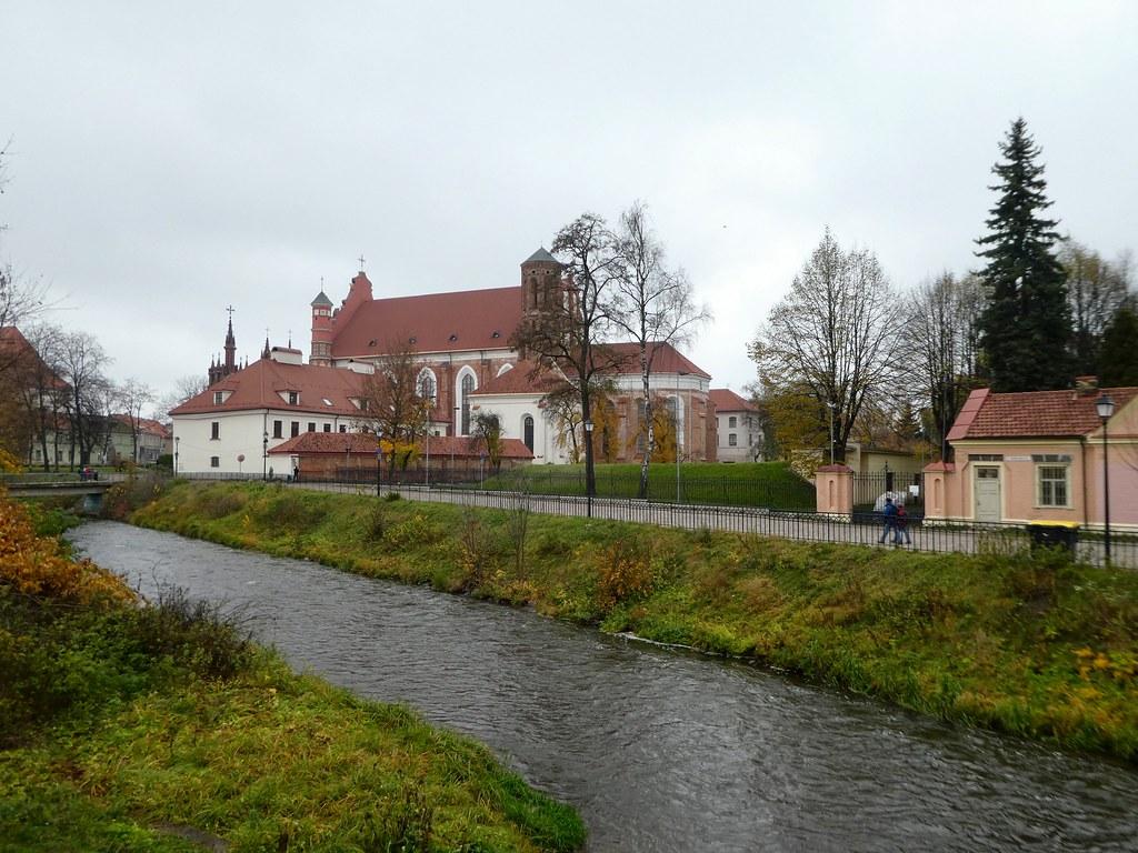 Bernardino Gardens, Vilnius